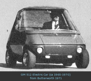 GM 512 electric