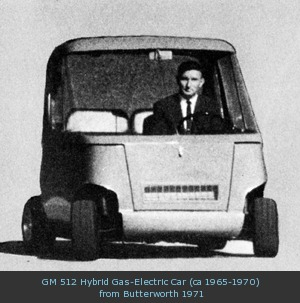 GM 512 hybrid